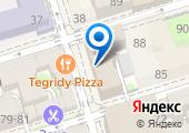 Объединенная диспетчерская служба Кировского района на карте