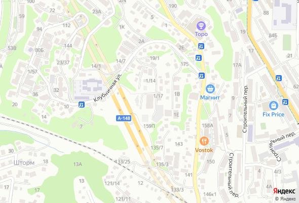 жилой комплекс Клубничный