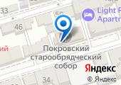 Старообрядческий Покровский собор на карте