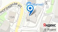 Компания Дискавери Тур на карте