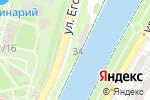 Схема проезда до компании Строительная компания в Сочи