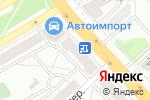 Схема проезда до компании Национальный платёжный сервис в Рязани