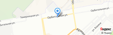 ЮгПромСнаб на карте Ростова-на-Дону
