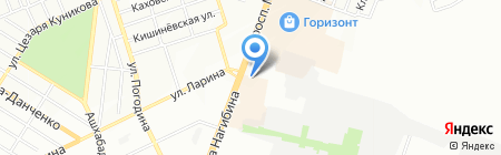 Банкомат СМП Банк на карте Ростова-на-Дону