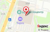 Схема проезда до компании РУС Вендинг в Ростове-На-Дону