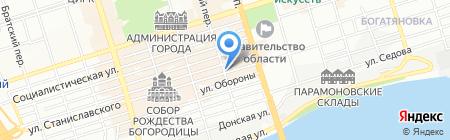 Гэндальф на карте Ростова-на-Дону