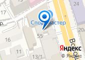 Олег Денисов на карте