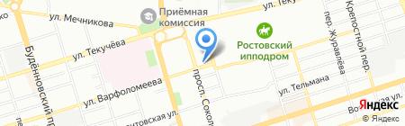 ПромЭл на карте Ростова-на-Дону