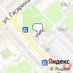 Магазин салютов Рязань- расположение пункта самовывоза