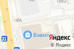 Схема проезда до компании NEGLIGE в Ростове-на-Дону