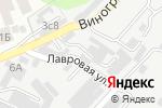 Схема проезда до компании Дория в Сочи