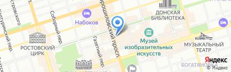 Red Dragon на карте Ростова-на-Дону