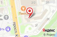 Схема проезда до компании Печатник в Ростове-На-Дону