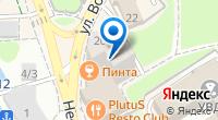Компания Мир на карте