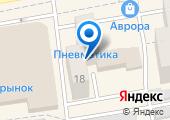 Спортивный клуб им. братьев Самургашевых на карте