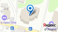 Компания Радуга на карте