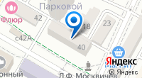 Компания Русский лён на карте