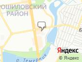 Стоматологическая клиника «Добродент (Волкова)» на карте