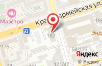 Схема проезда до компании Издательский Дом «Лада» в Ростове-На-Дону