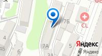 Компания Тримм-Юг на карте