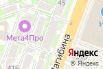 Схема проезда до компании Ozon.ru в Ростове-на-Дону