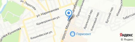 Мастер Защиты на карте Ростова-на-Дону