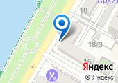 Андрогор на карте