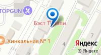 Компания Локон на карте