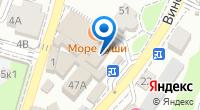 Компания Аксон-Мед на карте
