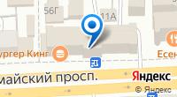 Компания Сервисно-визовый центр на карте