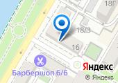 Сочинский клуб народного и старинного танца на карте
