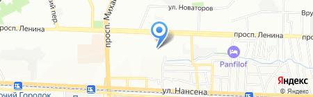 Детский сад №226 Сказка на карте Ростова-на-Дону