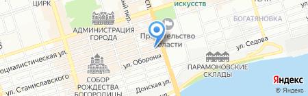 Фотоцентр61 на карте Ростова-на-Дону
