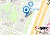 Библиотека им. А.В. Калинина на карте