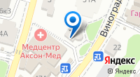 Компания Почтовое отделение связи №25 на карте