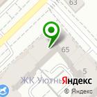 Местоположение компании Русская Биржа Инноваций