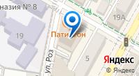 Компания Сочинский Институт Моды, Бизнеса и Права на карте