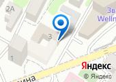 Северо-Кавказское Управление Федеральной службы по экологическому, технологическому и атомному надзору на карте