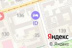 Схема проезда до компании Правовой навигатор в Ростове-на-Дону