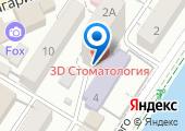Ателит на карте