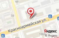Схема проезда до компании Онли Бест в Ростове-На-Дону