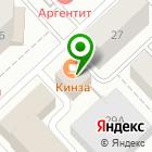 Местоположение компании 1хBet