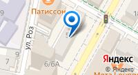 Компания Salvatore на карте