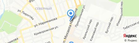 Дантист на карте Ростова-на-Дону