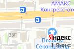 Схема проезда до компании Банкомат в Рязани