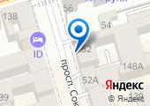 Центр по обеспечению казначейства России в г. Ростове-на-Дону на карте