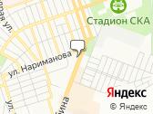 Стоматологическая клиника «Дентал-Медиа (пр. Нагибина)» на карте