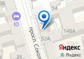 Всероссийский НИИ экономики и нормативов на карте