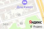 Схема проезда до компании ОМ в Ростове-на-Дону