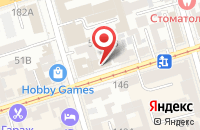 Схема проезда до компании ЮГ-ТЕСТ в Ростове-на-Дону